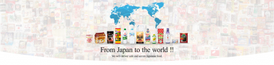 We will deliver safe and secure Japanese food.